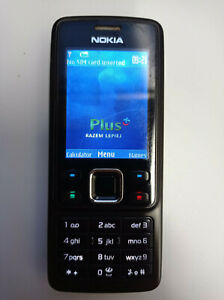 Nokia 6300 Black lot 3.