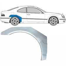 Radlauf Reparaturblech hinten rechts passend für Mercedes CLK W208 Coupe 97-02
