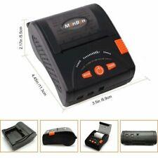 Thermal Receipt Printer MUNBYN IMP001B-BK Wireless Bluetooth Mobile 58MM PORTABL