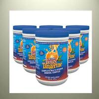 Youngevity Beyond Tangy Tangerine Multi Vitamin Complex Dr Wallach Minerals 6pk
