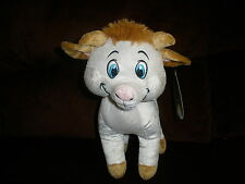 NEW WITH TAGS SUGAR LOAF TOYS PLUSH COW
