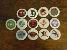 DC FLASHPOINT LOT OF 13 DIFFERENT PROMOTIONAL BUTTONS BATMAN GREEN LANTERN