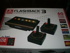 Atari Console Flashback 3 Classic Console with 2 Controllers Free Shipping!