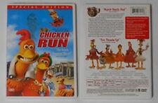 Chicken Run  U.S. dvd in standard case