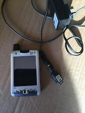 Hp iPaq Pda Pocket Pc Phone Edition H6340 + Expansion Card And Power Supply