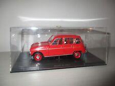 RENAULT 4L 1962  AUTO VINTAGE SENZA FASCICOLO SCALA 1:24