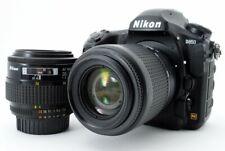 Nikon D850 45.7MP 35-70/80-200mm Lens Set [Exc++] w/8GB SD Card,Strap [899]