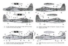 HI Decal 1/72 Republic RF-84G Thunderjet # 72047