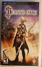 NEW-Jeanne d'Arc (2007) **SEALED**Sony Playstation Portable PSP-FREE Shipping!!