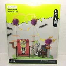Creatology Halloween Foam Kids Craft Kit Monster Lab 74 pc Makes 1