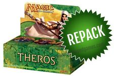 Theros THS Booster Box Repack! 36 Opened MTG Packs In Box
