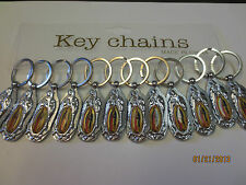 Lot of 12 Guadalupe Key Chain / Religious Key Chain / Free Shipping