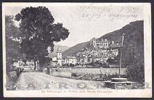 IMPERIA DOLCEACQUA 04 Cartolina viaggiata 1902
