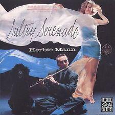Sultry Serenade by Herbie Mann (CD, Mar-1997, Original Jazz Classics) NEW SEALED