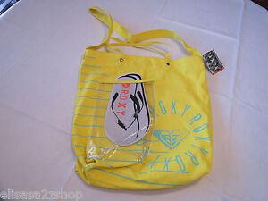 Juniors womens girls Roxy beach pool bag Getaway Canvas Beach Tote AYE NEW*^