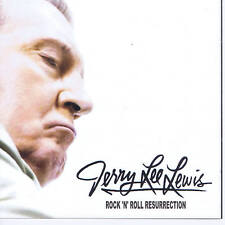 JERRY LEE LEWIS - ROCK 'N' ROLL RESURRECTION - RARE LIMITED EDITION IMPORT CD