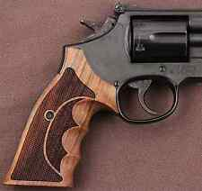 Smith Wesson K and L Frame Roundbutt Openback Grip