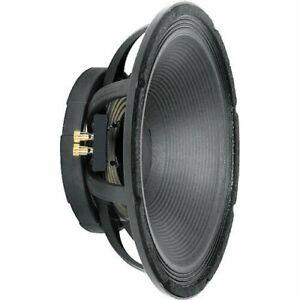 Peavey 1801-8 Black Widow Super Structure Speaker