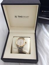TAG Heuer Adult Analogue Round Wristwatches