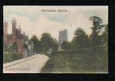 Kent CHEVENING religion Church 1907 PPC