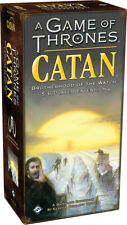 Catan A Game of Thrones Catan: Brotherhood of the Watch - 5-6 Player Extension