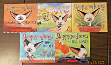 SKIPPYJON JONES Picture Books by Judy Schachner Lot of 5 Paperbacks