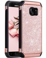 For Samsung Galaxy S7/S7 Edge Case Hard Shockproof Hybrid Phone Cover Skin US