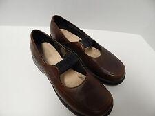 Dansko Brown Leather Mary Jane EUR 40  US 9
