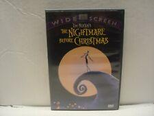 The Nightmare Before Christmas (DVD, 1997) L N
