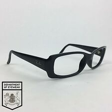 8099204f47 RAY BAN eyeglass BLACK RECTANGLE frame Authentic.MOD  RB 4067
