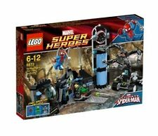 LEGO MARVEL SUPER HEROES 6873 SPIDER-MAN Doc Ock ™ Emboscada nuevo emb. orig.