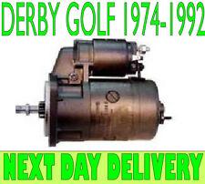 VW DERBY GOLF MK2 JETTA MK2 1974 1975 1976 to 1992 RMFD STARTER MOTOR