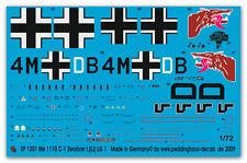 Peddinghaus 1/72 1201 Me 110 C-1 I. (SJ) LG 1 Destructor