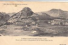 LE MEZENC 429 la roche de borée timbrée 1910