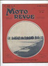 Moto Revue N°783 ; 11 mars  1938  : la moto Sévitame prototype de Violet