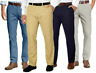 NEW Tommy Hilfiger Men's Chino Pants Tailored Fit Flat Front SIZE COLOR VARIETY