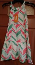 Gymboree girls island cruise dress size 6 nwt
