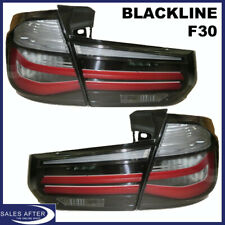 Original BMW M Performance F30 F80 Limousine Blackline Heckleuchten Rückleuchten