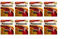8 Pcs  Panasonic CR123A CR-123 3V Lithium Photo Battery for Camera, Flashlight
