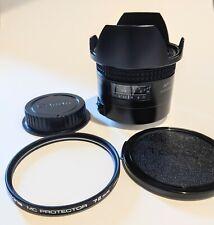 Tokina AT-X 17mm f/3.5 AF for Canon EF/EF-S Aspherical & MC Filter- Excellent 5+