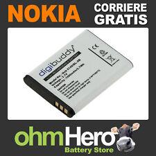 BL-5B Batteria   per Nokia 3220, 3230, 5070, 5140, 5140i, 5200 XM, (FJ4)
