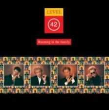LEVEL 42 - RUNNING IN THE FAMILY NEW CD