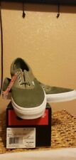 Vans era pro HEMP + SUEDE  NEW WITH BOX MENS SIZE US 11