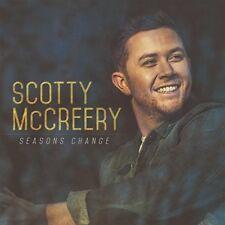 SCOTTY MCCREERY CD - SEASONS CHANGE (2018) - NEW UNOPENED - COUNTRY - RED MUSIC