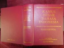 KAMUS BESAR BAHASA INDONESIA by EDISI KETIGA/SCARCE 2007 1st