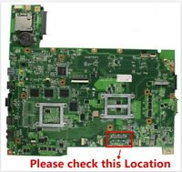 For Asus ROG G74S G74SX Laptop 2D 60-N56MB2700 GTX560M Motherboard MainBoard