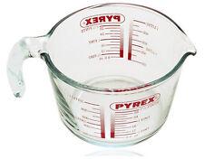 Pyrex Messbecher 1 Liter Fassungsvermögen.