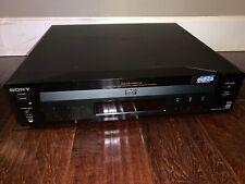 Sony DVP-S7000 DVD Player