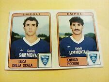Figurina Album Calciatori Panini 1984/85 n°375 DELLA SCALA-PICCIONI EMPOLI nuova