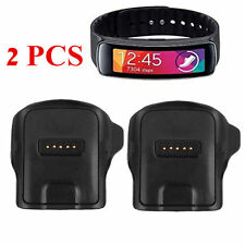2X Charging Cradle Dock Charger For Samsung Gear Fit SM-R350 Smart Watch HL